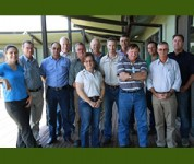 Tamworth Proof Site Team and Regional Group.