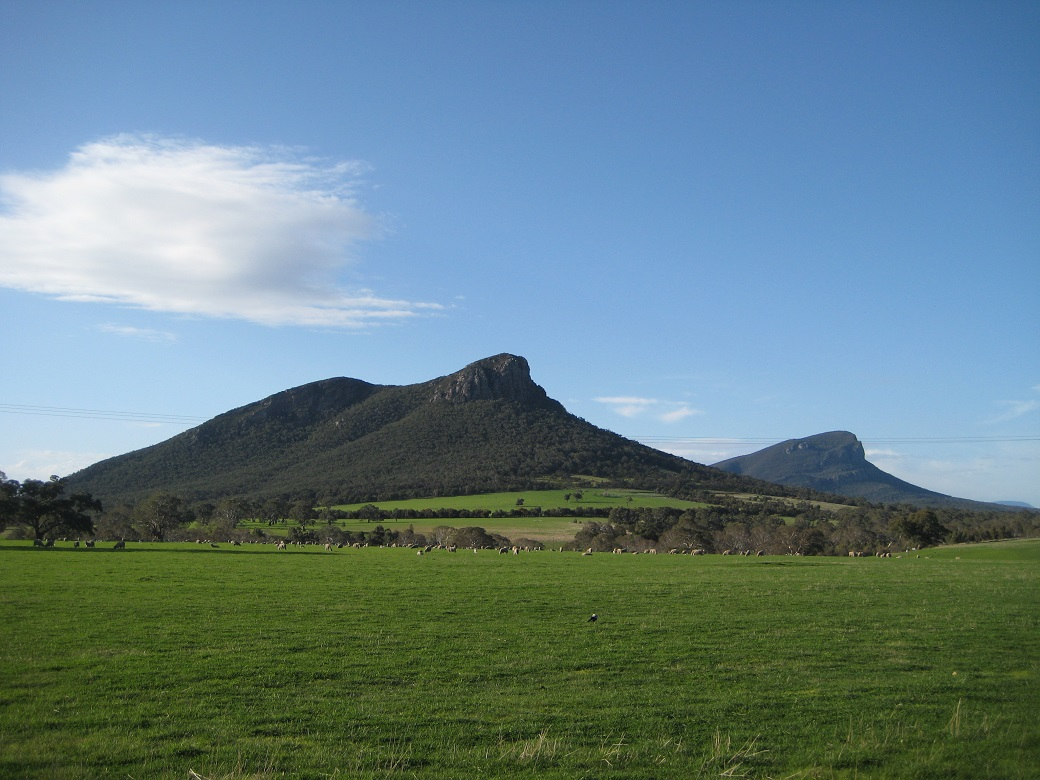The Grampians in South West Victoria