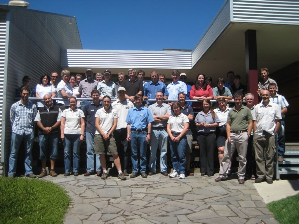 EverGraze Project Team, 2010.